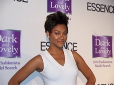 Bria Murphy, Dark and Lovely Beauty Brand Ambassador