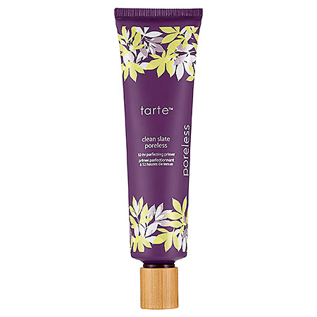 Prime it Right with Tarte Clean Slate Face Primer