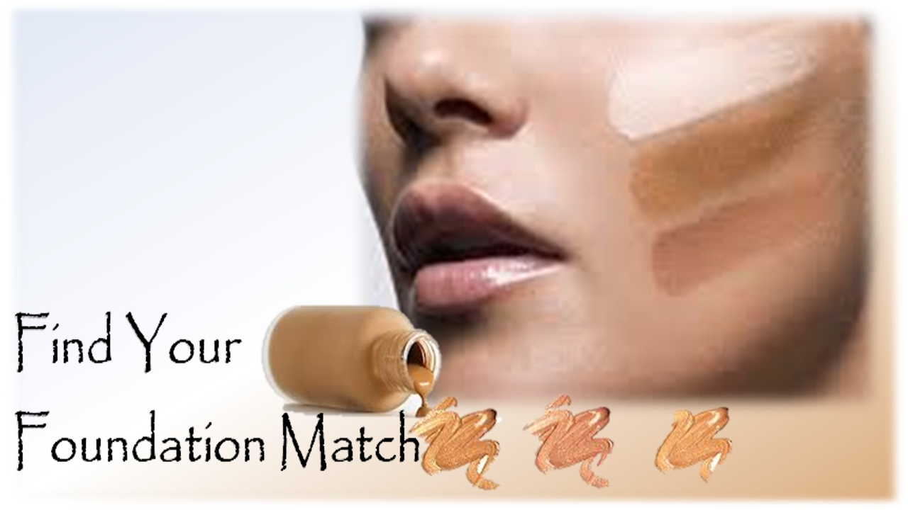 Find Your Perfect Foundation Match