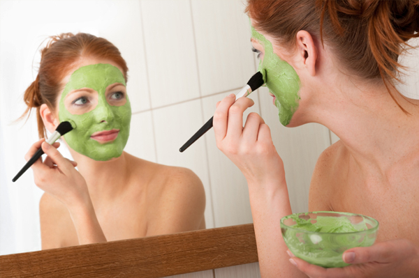 Do It Yourself Acne Mask