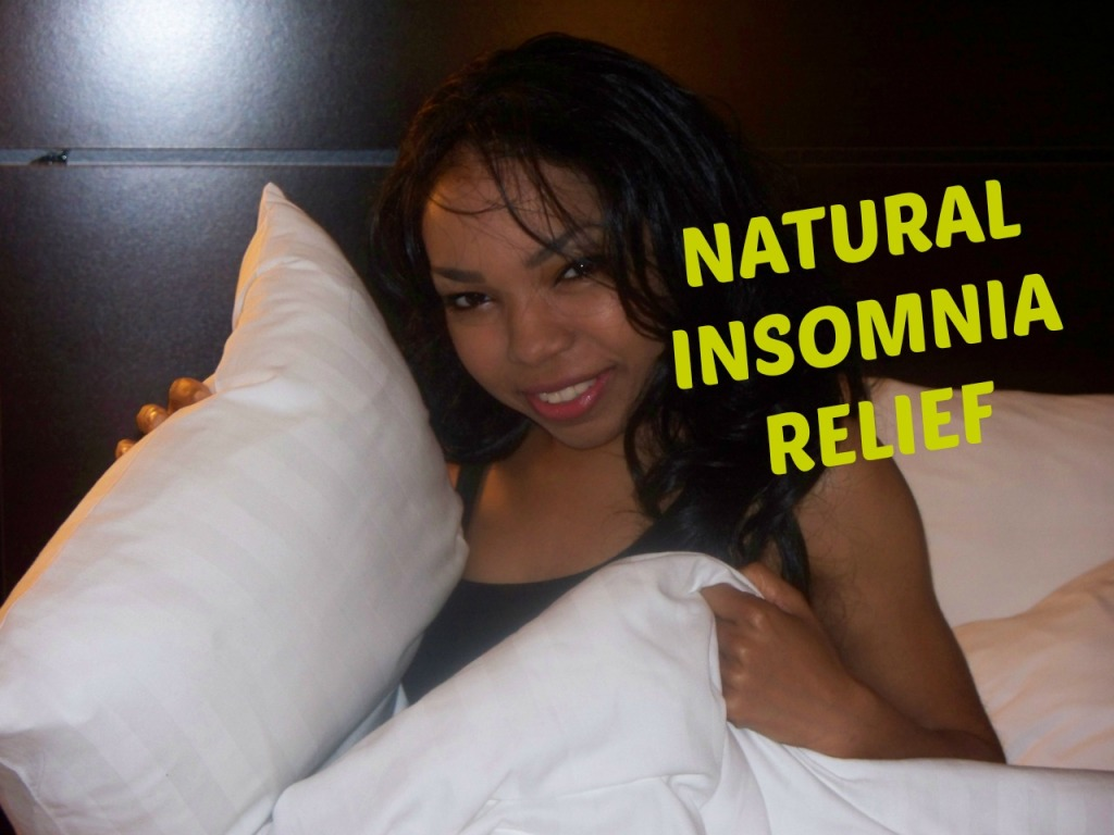 natural Relief For Insomnia